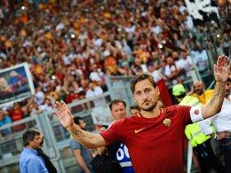 Legende Totti: