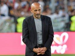 Von der Roma zu Inter: Spalletti kommt schnell unter