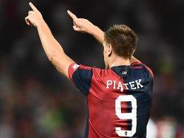 Sechs Spiele, acht Tore: Wer ist eigentlich Krzysztof Piatek?