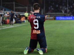 Piatek vor Showdown: