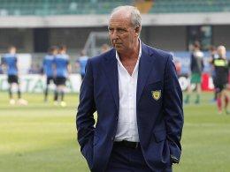 Minus 1! Liga zieht Chievo drei Punkte ab