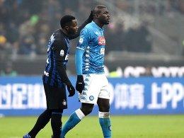 Nach Rassismus: Platzsperre für Inter Mailand