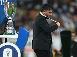 Zu aggressiv: FIGC sperrt Gattuso für ein Spiel