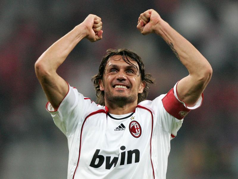 Verteidiger, Capitano, Titelsammler: Milan-Ikone Maldini