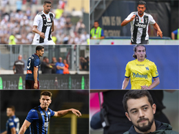 Khedira, Gosens & Co.: Deutsches Sextett in der Serie A