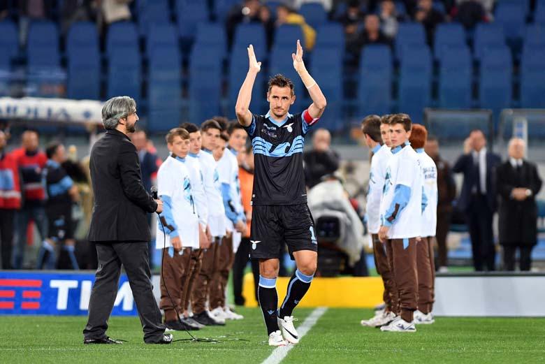 Lazio huldigt