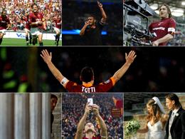 Capitano Totti: 40 Jahre, 20 Fakten, eine Legende