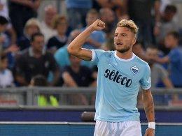 Juves Glück reicht nicht: Lazio gewinnt Finale furioso