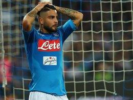 Handanovics Hand lässt Napoli verzweifeln