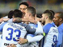 Perisic ballert Inter zurück nach oben