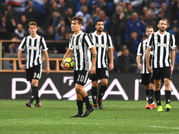 2:3! Juve geht bei heimstarkem Sampdoria baden