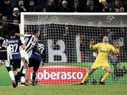 Mandzukic verzweifelt - und Inter hat in Turin Glück