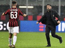 Der Gattuso-Effekt? Milan schlägt Hellas klar