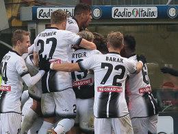 Tabellenführer besiegt! Udine schockt Inter