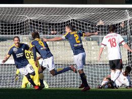 0:3 bei Hellas: Debakel für Gattusos Milan!