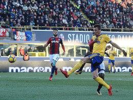 Pjanic führt Juve zum Sieg in Bologna