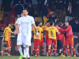 30.12.2017: Benevento gewinnt erstmals ein Serie-A-Spiel