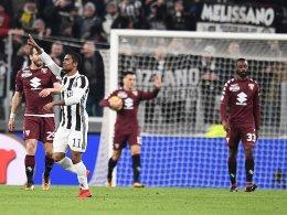 Douglas Costa spektakulär! Juve steht im Halbfinale