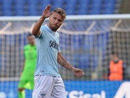Lazio im Glück, im Pech - und am Ende Verlierer