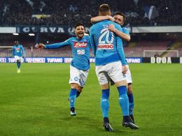 4:1 nach Rückstand! Napoli bereit für Leipzig