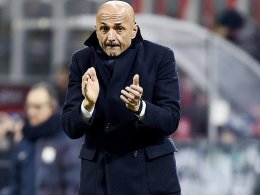 Auch Spalletti applaudiert: Inter siegt