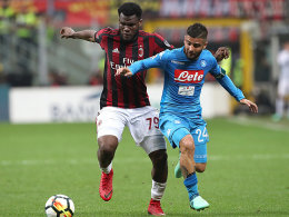 Donnarumma rettet Milan einen Punkt