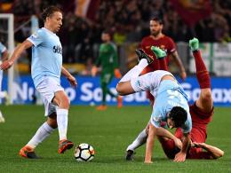 Dzekos besonderer Hattrick: Kein Sieger im Römer Derby