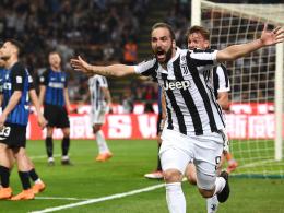 Wahnsinn in Mailand! Zwei Juve-Tore kurz vor Schluss