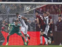 Benatia führt Juve zum nächsten Pokalsieg