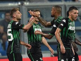 Berardi versüßt Boatengs Debüt: Fehlstart von Inter