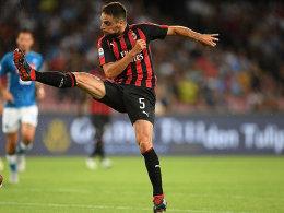 Milan verspielt alles: Napoli dreht ein 0:2!