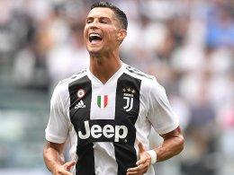 Ronaldos Erlösung: Juves Weste bleibt weiß