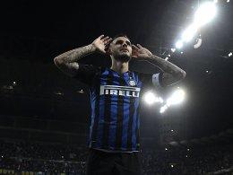Mit Glück, Können und Geschick: Inter siegt erneut