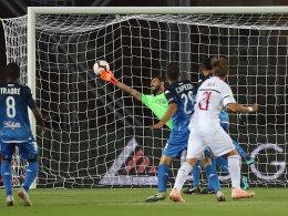 Eigentor und Elfmeter - Milan patzt schon wieder
