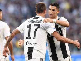 Drei Assists! Ronaldo führt Juve zum Sieg im Topspiel