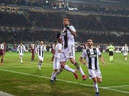 Juve beschert sich selbst: 1:0 gegen die Roma!