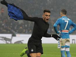 Inter gewinnt nach packendendem Finale
