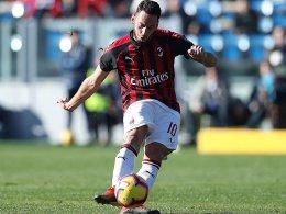 LIVE! Ohne Gattuso: Milan bei CFC Genua gefordert