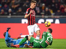 Ospina rettet Napoli unter Schmerzen