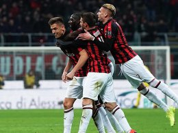 Piatek-Party in San Siro: Milan schlägt Napoli