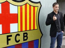 Ibrahim Afellay, FC Barcelona