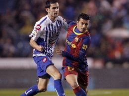 Antonio Tomas gegen Pedro