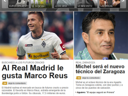 Marco Reus - im Fokus vieler Vereine