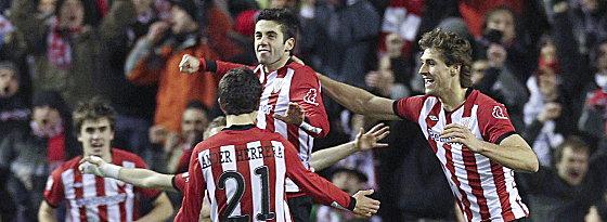 Bilbao schlägt Real Sociedad