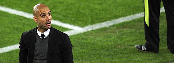 Nach vier Jahren geht beim FC Barcelona eine Ära zu Ende: Pep Guardiola verkündete am Freitag seinen Abschied.