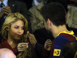 Shakira und Piqué
