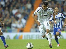 Vollgas erst wieder beim BVB: Sami Khedira lässt Vigo wohl aus.