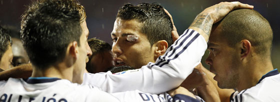 Ronaldo und Pepe