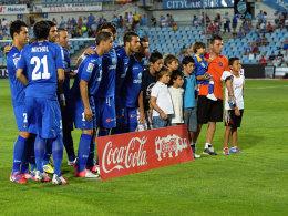 FC Getafe im Coliseum Alfonso Perez