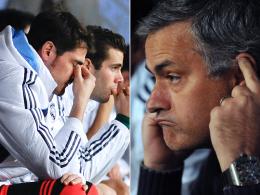 Ein abgesägtes Denkmal: Iker Casillas wurde von José Mourinho zur Nummer zwei degradiert.